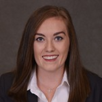 Picture of WashULaw student Caroline Collins Steck JD candidate 2019.